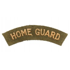 Home Guard (HOME GUARD) Cloth Shoulder Title