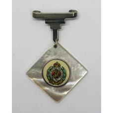 George V Royal Engineers Sweetheart Brooch