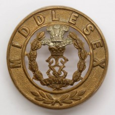 Middlesex Regiment Helmet Plate Centre