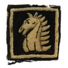 21st Indian Corps Cloth Formation Sign