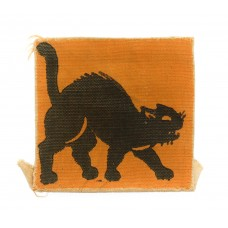 IX Corps (9th Corps) Cloth Painted Formation Sign