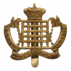 Royal Gloucestershire Hussars Cap Badge