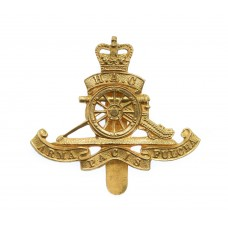 Honourable Artillery Company (H.A.C.) Beret Badge - Queen's Crown