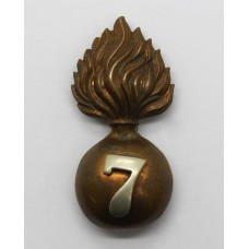 7th City of London Bn. London Regiment Cap Badge