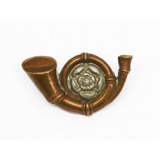 King's Own Yorkshire Light Infantry (K.O.Y.L.I.) Collar Badge