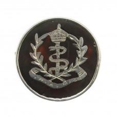 WW1 Royal Army Medical Corps (R.A.M.C.) 1915 Hallmarked Silver &a