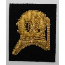Royal Engineers Army Divers No.1 Dress Bullion Badge