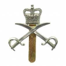 Army Physical Training Corps (A.P.T.C.) Cap Badge - Queen's Crown