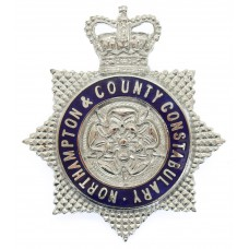 Northampton & County Constabulary Senior Officer's Enamelled