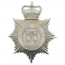 Thames Valley Police Helmet Plate - Queen's Crown