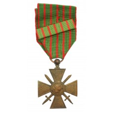 French WW1 Croix de Guerre (1914-1917)