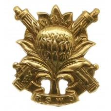 South African Regiment Suid-Westelike Distrikte (South Western District) Cap Badge