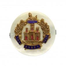 Essex Regiment Sweetheart Brooch
