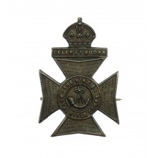 King's Royal Rifle Corps (K.R.R.C.) Sweetheart Brooch - King's Cr