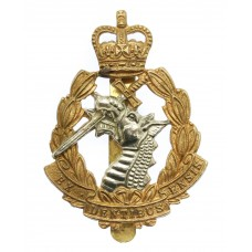 Royal Army Dental Corps (R.A.D.C.) Cap Badge - Queen's Crown