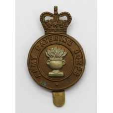 Army Catering Corps Cap Badge - Queen's Crown