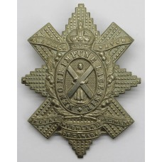 Canadian Black Watch Royal Highland Regiment of Canada Cap Badge