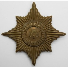Irish Guards Valise Badge