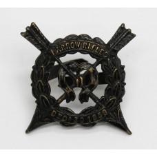 Harrow School (Harrow Rifles) O.T.C. Cap Badge
