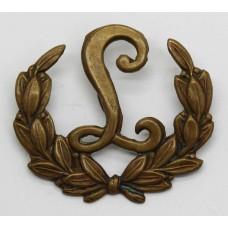 British Army Gun Layer Arm Badge