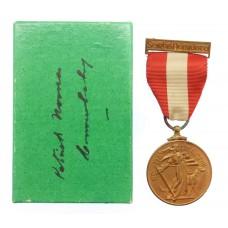 Irish 1939-46 Emergency Service Medal (Na Caomnoiri Aitiula) in Box