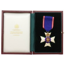 The Royal Victorian Order M.V.O., Members 5th Class Breast Badge