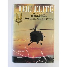 Book - The Elite - The Story of the Rhodesian Special Air Service