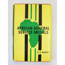 Book - African General Service Medals