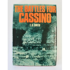 Book - The Battles For Cassino