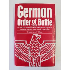 Book - German Order of Battle 1944