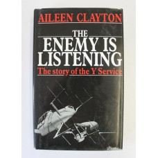 Book - The Enemy is Listening