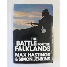 Book - The Battle for The Falklands