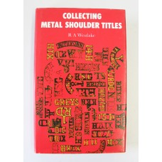 Book - Collecting Metal Shoulder Titles