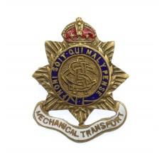 WW1 Army Service Corps (A.S.C.) Mechanical Transport Brass &