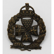 Inns of Court O.T.C. Cap Badge - King's Crown