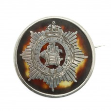 WW1 Army Service Corps (A.S.C.) 1917 Hallmarked Silver & Tort