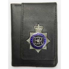 Lincolnshire Constabulary Warrant Card Holder