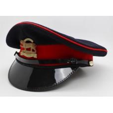 Royal Leicestershire Regiment Peak Cap