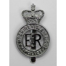 Hampshire & Isle of Wight Police Cap Badge - Queen's Crown
