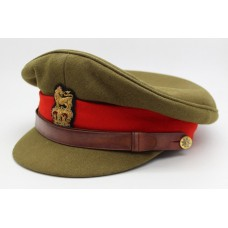 British Army Staff Officers Peak Cap