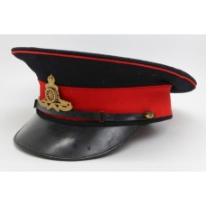 Royal Canadian Artillery Peak Cap