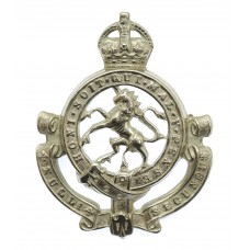 Canadian Governor General's Horse Guards Cap Badge - King's Crown