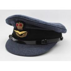 Royal Air Force Officers No1 Dress Cap
