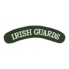 Irish Guards (IRISH GUARDS) Cloth Shoulder Title