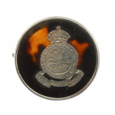 Rare WWI London Electrical Engineers 1916 Hallmarked Silver &
