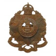 10th County of London Bn. (Hackney Rifles) London Regiment Office