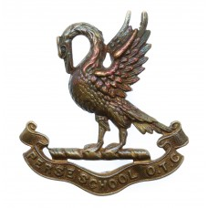 Perse School O.T.C. Cap Badge