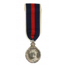 1902 Edward VII Coronation Medal (Silver)