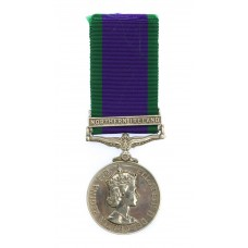 Campaign Service Medal (Clasp - Northern Ireland) - Gdsm. N.P. Parr, Grenadier Guards