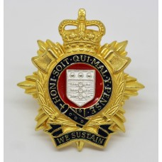 Royal Logistic Corps Officer's Cap Badge